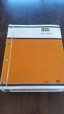 Original Case 310g - 350 Crawler Service Repair Manual 9-99772