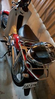 2014 Postie Bike