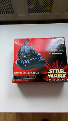 star wars darth maul inflatable gaming chair