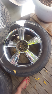 18 inch rims Tanglewood Tweed Heads Area Preview