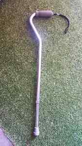 Aluminium walking stick / cane. Height adjustable, 130kg w/c Ascot Brisbane North East Preview