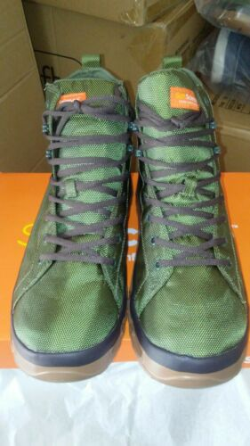 Soft Science Men's The Terrafin Fly Fishing Boots Color: Sage (MC0058SAG) sz.10