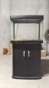 Aquasonic 90L FIsh Tank + Cabinet Port Macquarie Port Macquarie City Preview