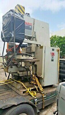 Bridgeport Interact 4 Series Ii Cnc Vertical Milling Machine W J S 8413 Index