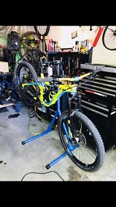 Bike mechanic, great work at great prices