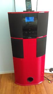 Gunn Audio. Hi-fi system