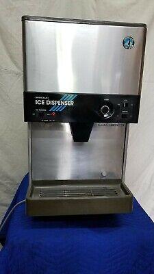 Nice Used Hoshizaki Countertop Dcm240 Cubelet Ice Machinedispenser