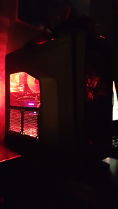 INTEL i7 4770k, GTX 1070, SSD, High End Desktop / Gaming PC Ormeau Gold Coast North Preview
