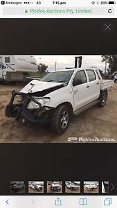 2010 Toyota hilux parts Coolaroo Hume Area Preview