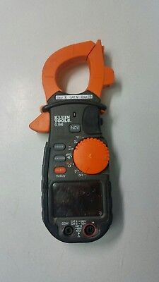 Klein Tools Cl1300 600a Ac Clamp Meter With Temperature Used