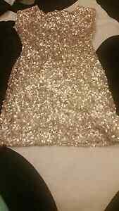 Sequin backless dress Beaumaris Bayside Area Preview