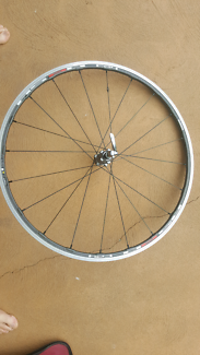   SHIMANO RS80 WHEELSET 10S VERY GOOD CONDITION