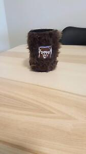 Fat yak furry stubby holder – great for BBQs Bondi Eastern Suburbs Preview