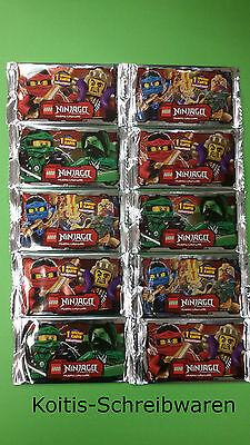 LEGO Ninjago Trading Card Game - 10 Booster = 50 Karten Neu & OVP