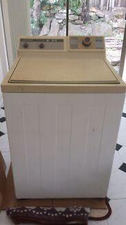 Free Washing Machine & Dryer, needs fixing Wollstonecraft North Sydney Area Preview
