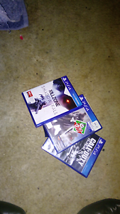 PS4 WITH CONTROLLER N GAMES AND A TURTLE BEACH HEADSET Springvale Greater Dandenong Preview