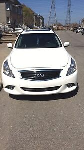 INFINITI G37X 2013 LOW MILLAGE SEULEMENT 21,999$