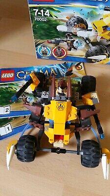 LEGO Legends of Chima Lennox Löwen-Buggy (70002), OVP, komplett, VHB online kaufen