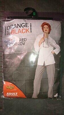 Red Orange Is The New Black Halloween (Orange is the new Black Galina