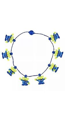 Toy Story Alien LED Glow Necklace with Free Shipping