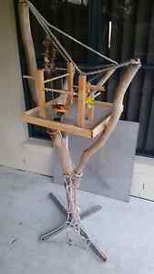 Hand Made 1 of a kind Birdy Activity Stand Greenbank Logan Area Preview