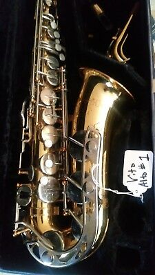 Vito Alto Saxophone same as Yamaha YAS-23 Japan w/case, mouthpiece for sale  Shipping to Canada