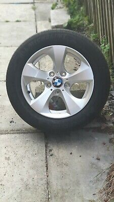 4 x BMW 3 Series Alloy Wheels & Tyres