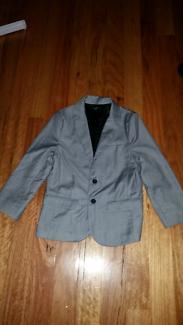 Bardot Junior Boys blazer jacket and vest