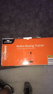Boxing reflex trainer.