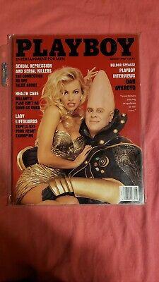 Playboy August 1993 Pam Anderson/ Dan Aykroyd