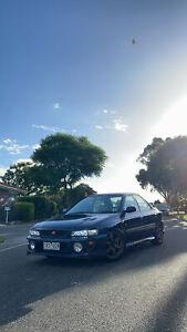 1999 Subaru Impreza Wrx (awd) 5 Sp Manual 4d Sedan