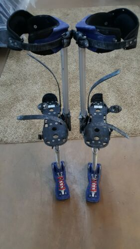 "Marshalltown Skywalker 2.1 Drywall Stilts 15""-24"" 18""-30"" - SKY2118"