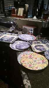 China lot of blue and white Camden Camden Area Preview