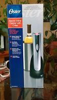 Oster Electric Wine Bottle Opener With Chiller