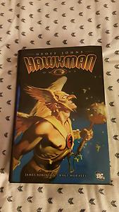 DC Comic Hawkman omnibus Stapylton Gold Coast North Preview