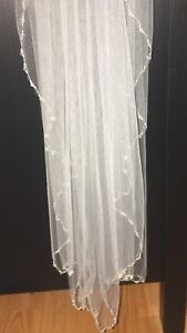 Brand new never worn bridal vail!