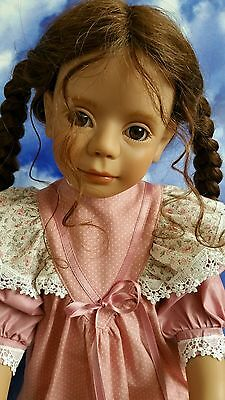 """23"""" Isabel by Artist Sonja Hartmann  A Vinyl Jointed Doll"""