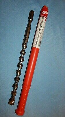 Milwaukee Spline Hammer Drill Bit 78 X 10 X 16 48-20-4087
