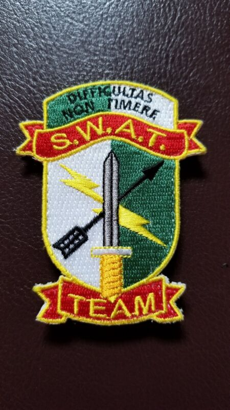 Illinois State Police SWAT Patch