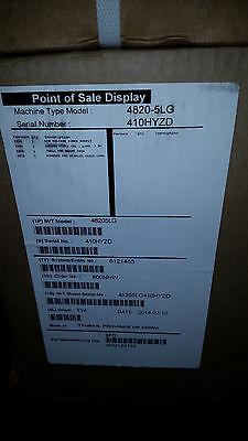 New Ibm Toshiba 15 4820-5lg Surepoint Surepos Touch Monitor Wstand 48205lg
