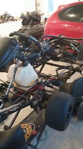 Crg dd2 chassis and parts