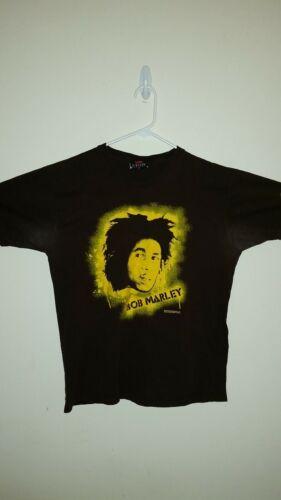 Bob Marley Zion Rootswear Sz L Shirt  M115