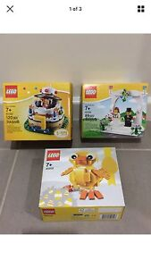 Lego Wedding Favour Set 40165 Brand New In Box Sealed $28 Point Cook Wyndham Area Preview