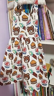 Moschino Teddy Sweet Treats Girls Dress