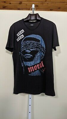 Raf by Raf Simons Vintage Ideal Ideal Blindfold Graphic T Shirt Size XL
