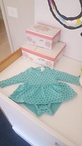 Baby girls dress jumpsuits Strathfieldsaye Bendigo City Preview