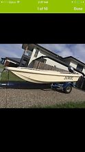 4.2m Fibreglass Fishing Boat Ormeau Gold Coast North Preview