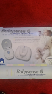Infant sound and breathing monitor Willetton Canning Area Preview