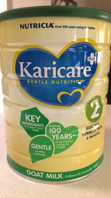 Karicare goats milk formula stage 2 - unopened | Feeding