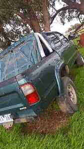 1999 Duel Cab Hilux SR5 Wrecking. Echuca Campaspe Area Preview